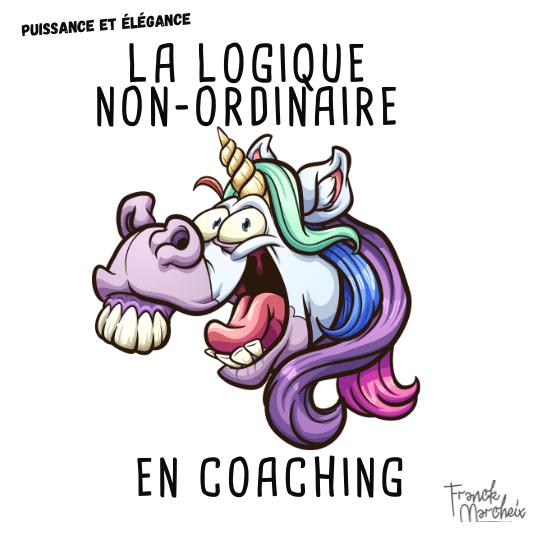La logique non-ordinaire en Coaching !