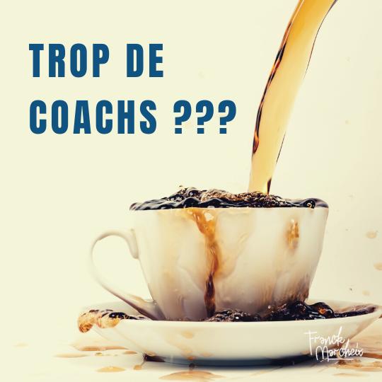 Il y a trop de coachs ! Vraiment ?